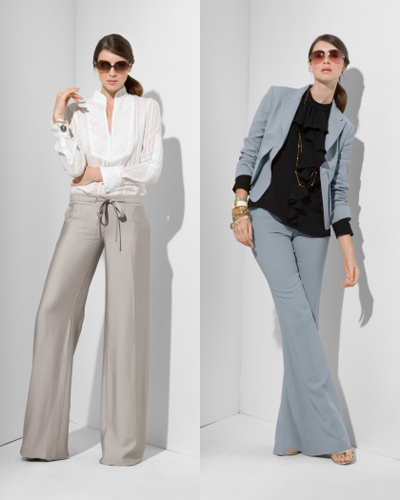 Wear Tailored Clothing: Tailored clothing always looks better. It pays to invest in just a few high-quality outfits that are interchangeable than in several poor quality outfits. Color and Patterns: Conservative colors and fabrics remain a standard in business attire for women. Wear dark gray or .